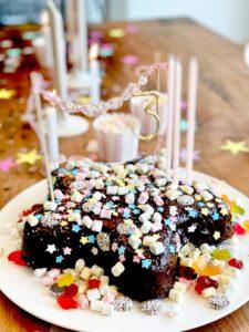 Geburtstagskuchen Kinder Stern mein Liebchen